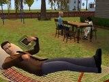 Silent Hill in Sims 2 [Sims2でサイレントヒルのキャラを作ってみた]
