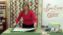 Basic Quilting and Patchwork cutting tips from Sew Easy