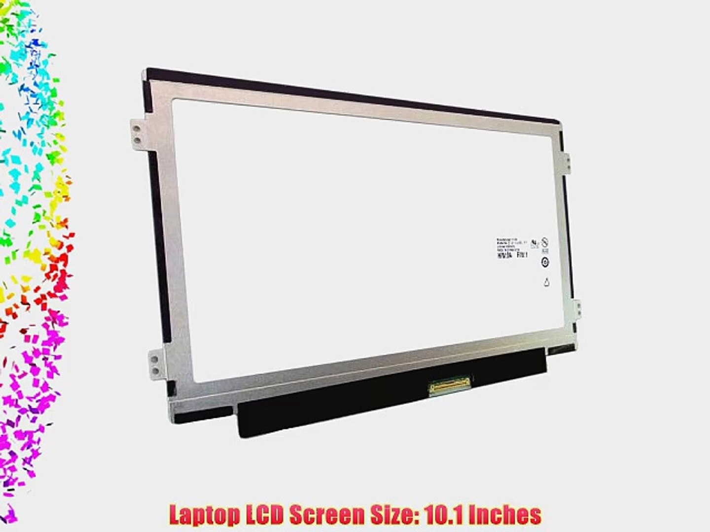 """Acer Aspire One D250-1371 Replacement LAPTOP LCD Screen 10.1/"""" WSVGA LED DIODE"""