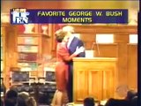 Top Ten David Letterman - George W Bush