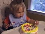 1-year old birthday cake bliss