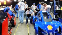 La Tech Eco-Car at Shell Eco-marathon Americas 2015