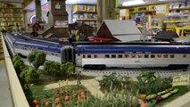 The Hidden Empire Builders Exploring the World of O-Gauge Railroading