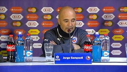 Sampaoli: Jesteśmy pewni siebie po wygranej nad Boliwią