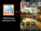 SMS-to-Google-Docs-Archiver - Android App