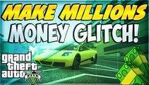 grand theft auto v money glitch
