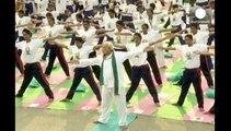 Prima Giornata internazionale dello Yoga. L'India si appresta a entrare nel Guinness dei Primati per la sessione con più partecipanti