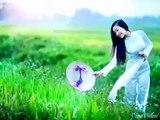 filles vietnamiennes & Vietnam costume enfudadas Ao dai