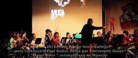Music Battle Inter-Colleges 2014  : ELIA  Lauréate 2012 Music Battle Inter-Colleges
