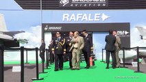 Bilan du Salon par Eric Trappier - Bourget 2015 - Dassault Aviation