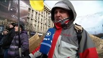 Ukraine: Proteste in Kiew - Opposition erhöht Druck