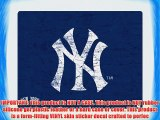 MLB - New York Yankees - New York Yankees - Solid Distressed - Apple MacBook Pro 13 - Skinit