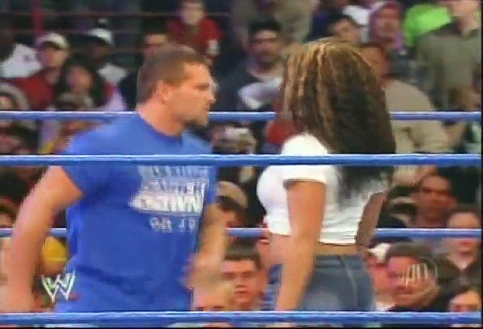 WWE Smackdown 2002 Scott Stenier Promo With Jamie Noble