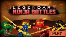 Lego Ninjago Legendary Ninja Battles Full Game