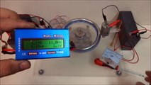 Free energy generator- How to make free electricity with a