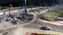 I-90 Snoqualmie Pass East -- Hyak to Keechelus Dam project - Gold Creek Bridges