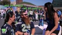 Seattle Seahawks Fans Dream - NFL   #UpForWhatever   Bud Light
