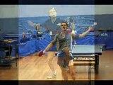 Table Tennis - 2007 Australian Open Mens Final Highlights