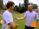 pub orange zinedine zidane fabien galthié les blacks