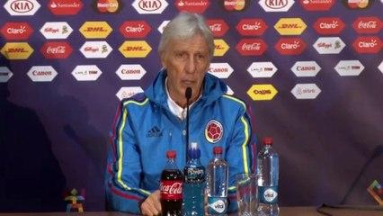 """Pekerman: """"Un onore allenare la Colombia"""""""