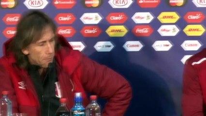 """Pizarro: """"Grandi obiettivi per il Perù"""""""