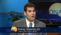 Arizona Public Media - Rodney Glassman - Councilman tests waters