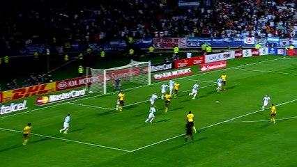 Copa America - Selfi con Messi