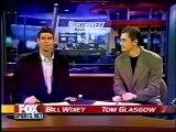 Fox Sports Northwest on 2001 NBA draft