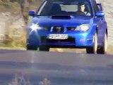 Harter Rallye-Stoff: Subaru Impreza 2.5 WRX STI