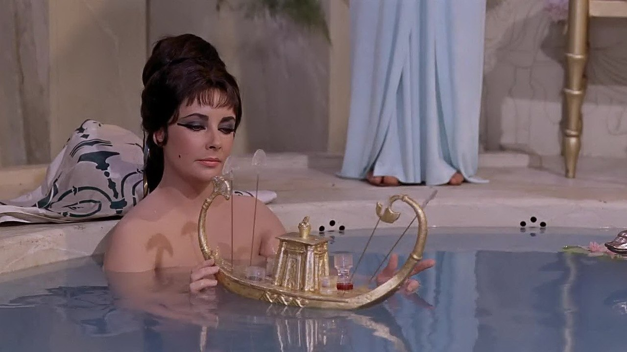 Cleopatra 1963 Movie Clip Video Dailymotion