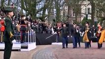 Koning Willem-Alexander viert 200 jaar landmacht