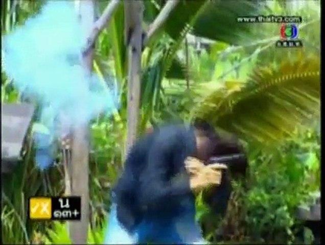 Thai Movies, Song Kream Sne Neary Akas Jor, Khmer-Thai, Part97 | Godialy.com