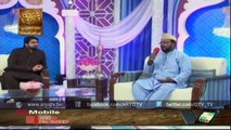 NAIMAT-E-IFTAR (LIVE FROM KHI) Part3 21 June 2015