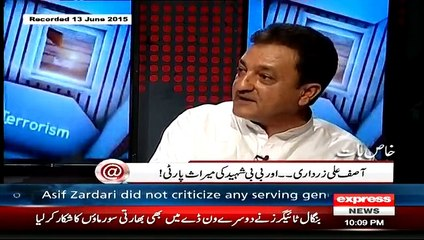 @ Q with Ahmed Qureshi - 21st June 2015