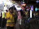 people in Bangkok,  around Silom Road5