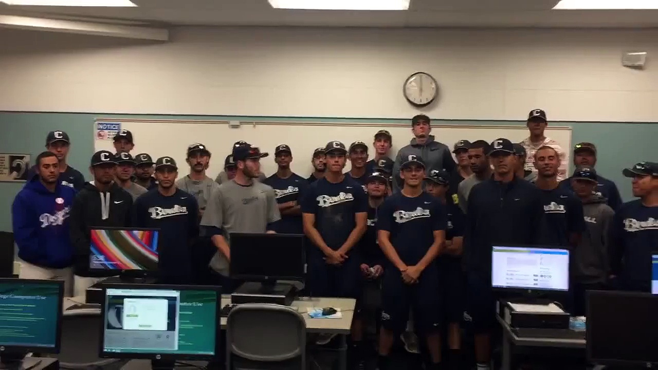Cerritos college baseball