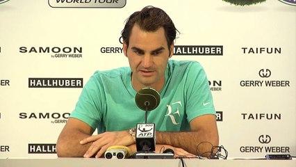 """Federer: """"Inizia la preparazione per Wimbledon..."""""""