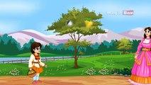 I Had A Little Nut Tree - English Nursery Rhymes - Cartoon/Animated Rhymes For Kids