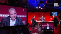 "Le Debrief du ""Grand Jury RTL / Le Figaro / LCI"" : Laurent Berger"