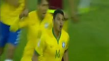 1-0 Thiago Silva Great Goal Brazil vs Venezuela 21.06.2015 HD