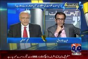 Najam Sethi Reveals The Name Of Those Who Has Applied For Protective Bail!!