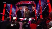 Stephanie, Triple H, & Shawn Michaels Backstage