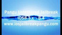 Jailbreak iOS 8.3 / iOS 8.2 / iOS 8.1.3