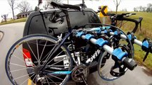 Review of the Thule Apex 5 Hitch Bike Rack - etrailer.com