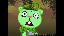 Happy tree friends: Flaky and   that guy GTA talk