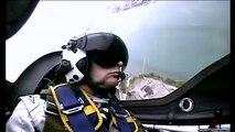 High Speed Gate Crash Steve Jones, Red Bull Air Race Detroit