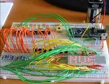 5x21 LED Text Scroller Matrix