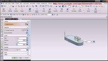 Siemens Nx CAD Basic Modeling Training Tutorial for Beginner - 2 | UG NX