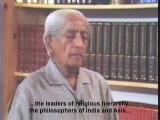 Krishnamurti -  Notre Conditionnement