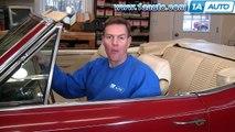How To Install Replace Rear Sway Bar Bushings Dodge Durango